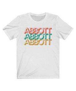 Greg Abbott Texas Governor Abbott  T-Shirt