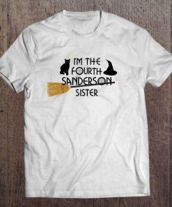 Hocus Pocus Sanderson Sister Halloween T-Shirt
