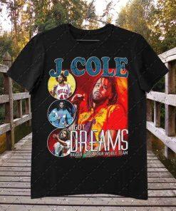 J Cole Quotes Vintage inspired 90's Rap Unisex T-Shirt