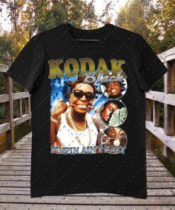 KODAK BLACK Vintage Inspired 90's Rap Unisex T-Shirt
