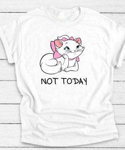 Marie Cat Character Cute T-Shirt
