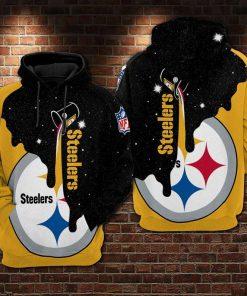 Pittsburgh Steelers NFL 3D Hoodie