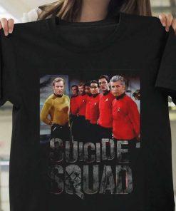 Suicide Squad Star Trek T-Shirt