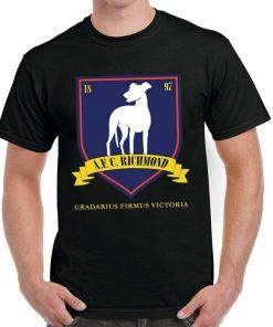 Ted Lasso AFC Richmond 1897 Gradarius Firmus Victoria Unisex T-Shirt