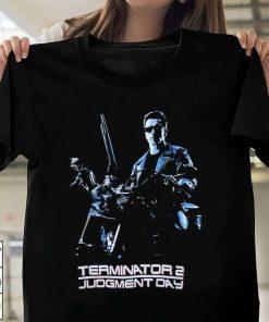 Terminator Season 2 Judgment Day T-Shirt