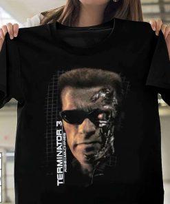 Terminator Season 3 Movie T-Shirt