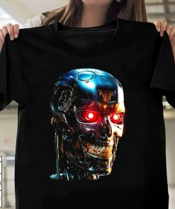 Terminator t100 Arnold Schwarzenegger, Terminator Movie 1984 T-Shirt