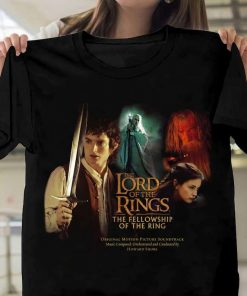 The Lord Of The Rings The Fellowship Of The Ring T-Shirt