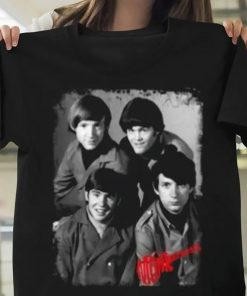 The Monkees 1966 Album Cover Graphic Band Unisex T-Shirt