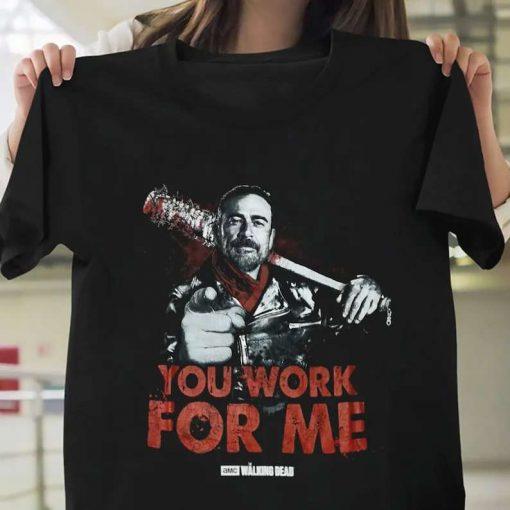 The Walking Dead Negan Lucille T-Shirt