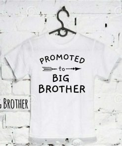 To Big Brother Announcement Boys T-Shirt
