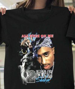 Tupac All Eyez On Me T-Shirt