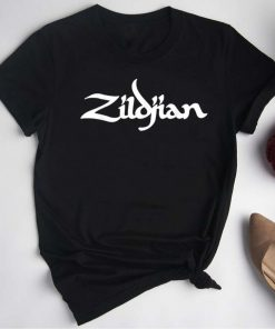 Zildjian Cymbals College Drums Drummer Shirt