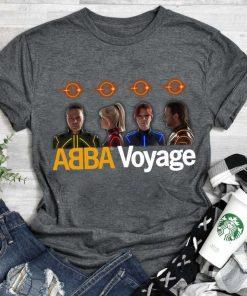 ABBA Voyage Music 2021 T-Shirt