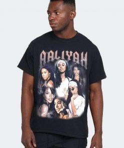 Aaliyah Vintage T Shirt