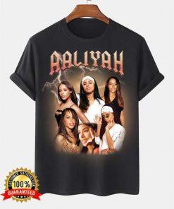 Aaliyah Vintage T-Shirt