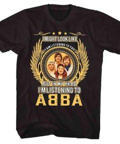 Abba Band Vintage T-Shirt