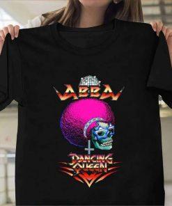 Abba Dancing Queen Metal T-Shirt