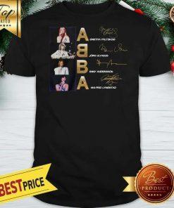 Abba Rock band T-Shirt