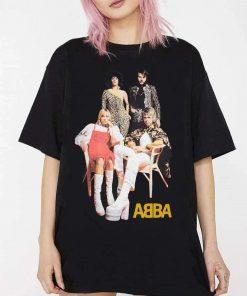 Abbba Vintage Music Dancing Queen T-Shirt