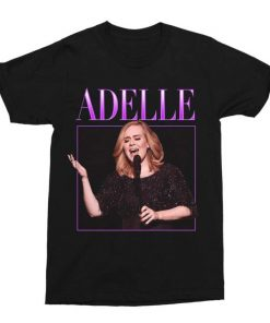 Adelle Unisex Vintage T-Shirt