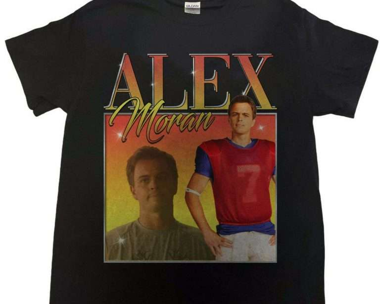 Alex Moran Blue Mountain State Darin Brooks Vintage Unisex T-Shirt