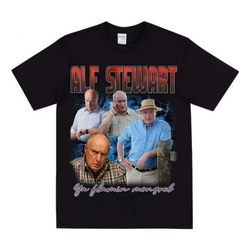 Alf Stewart Home and Away Unisex T-Shirt