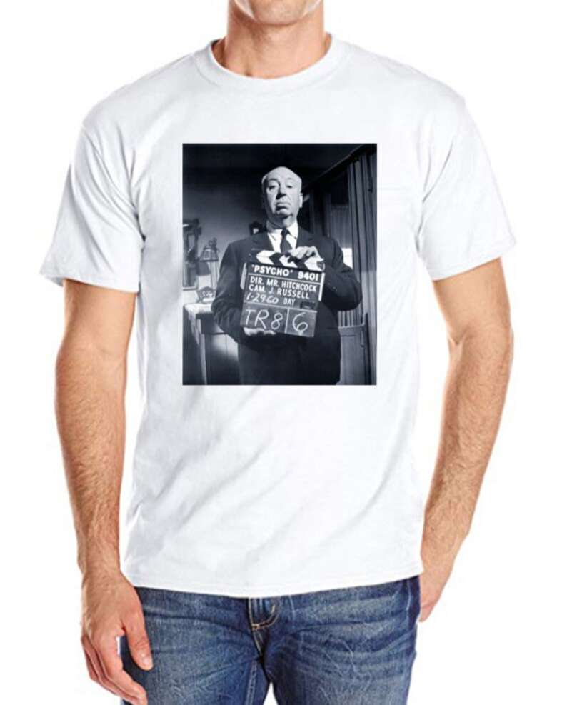 Alfred Hitchcock T Shirt