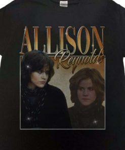 Allison Reynolds Breakfast Club Ally Sheedy Vintage Unisex T-Shirt