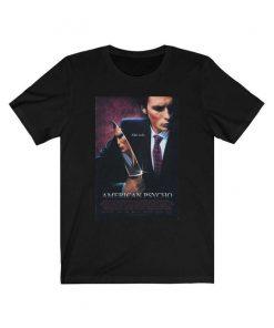 American Psycho (2000) Horror T-Shirt