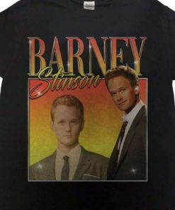 Barney Stinson How I Met Ur Mother Neil Patrick Harris Vintage Unisex T-Shirt
