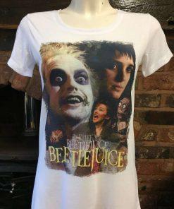 Beetlejuice – White T-Shirt
