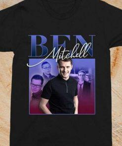 Ben Mitchell EastEnders Vintage Unisex T-Shirt