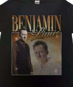 Benjamin Linus Lost Michael Emerson Vintage Unisex T-Shirt