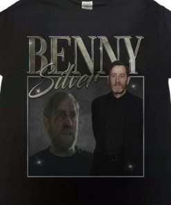 Benny Silver Luther Michael Smiley Vintage Unisex T-Shirt