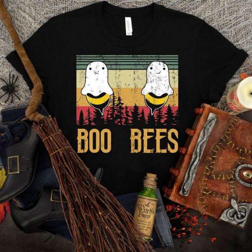 Boo Bees Halloween T-Shirt