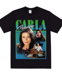 Carla Connor Coronation Street Unisex T-Shirt