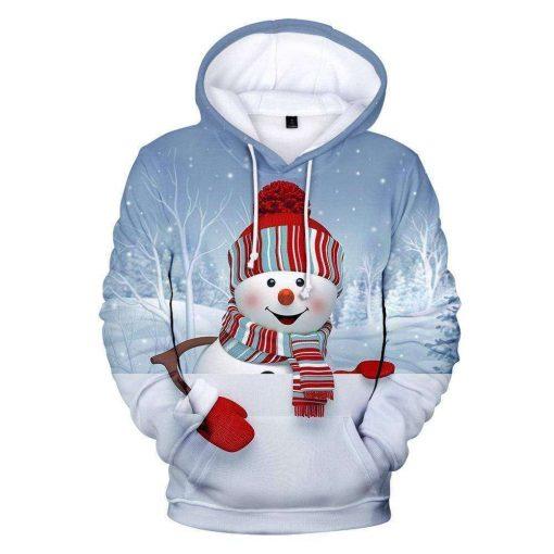 Christmas 3D Hoodie