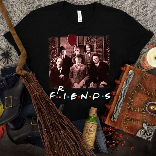 Friends Halloween T-Shirt