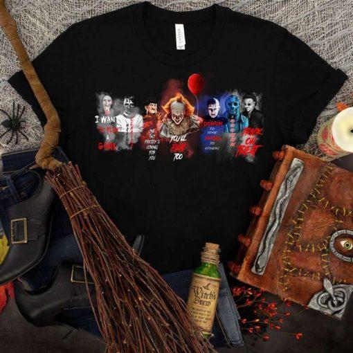 Halloween Friends Unisex T-Shirt