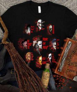 Halloween Horror Friends T-Shirt