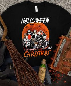 Halloween Is My Christmas T-Shirt