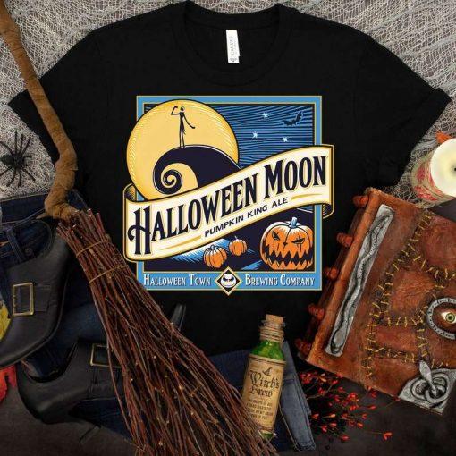 Halloween Moon Pumkin King Ale Halloween T-Shirt