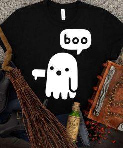 Is Boo Sheet Shirt, Funny Halloween 2021 Women T-Shirt