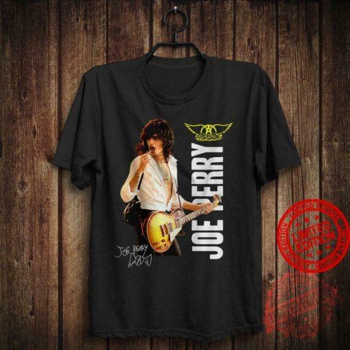 Joe Perry Happy Birthday Unisex T-Shirt