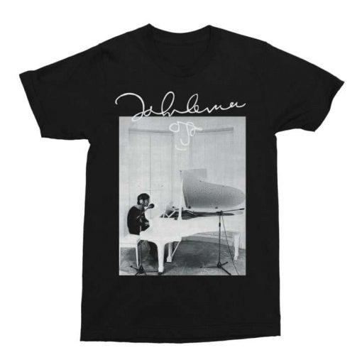 John Lennon Beatles Signature Vintage T-Shirt