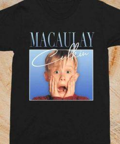 Macaulay Culkin Home Alone Vintage Unisex T-Shirt