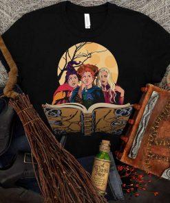 Sanderson Sisters Retro Hocus Pocus Women T-Shirt