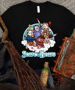 Scare Bear Horror Characters T-Shirt