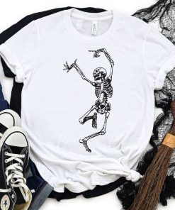 Skeleton Dancing T-Shirt